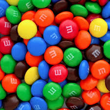The Zen art of M&Ms