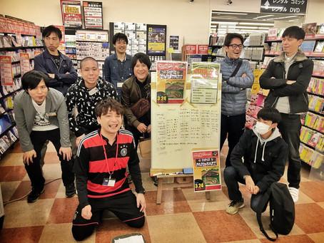 2019-02-24ウイニングイレブン 2019 In TSUTAYA土佐道路店高知県eスポーツ協会杯