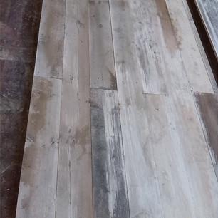 Holz bemalt Lasurtechnik