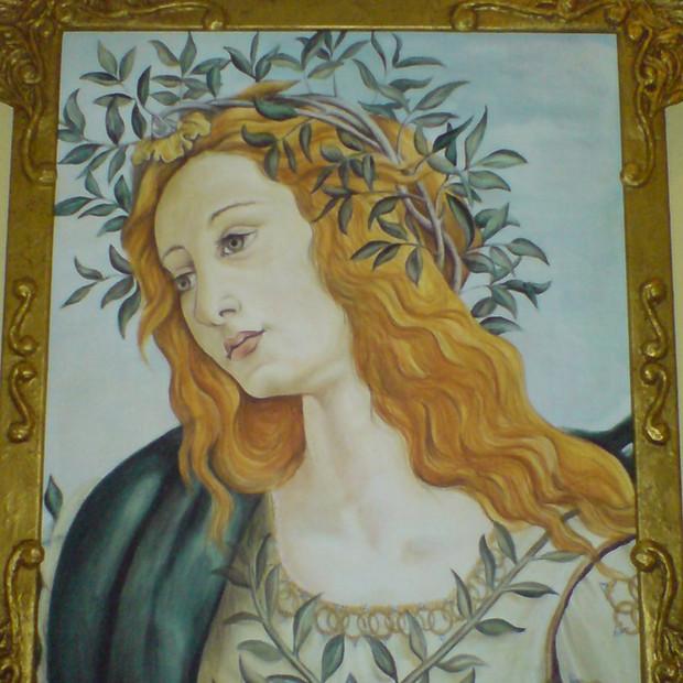 Ausschnitt Botticelli