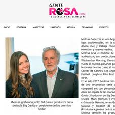 Magazine - Gente Rosa