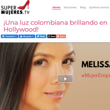 Digital Magazine - Super Mujeres