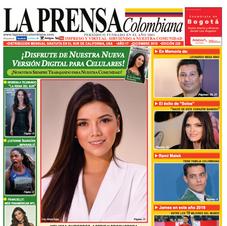 Cover Newspaper - La Prensa Colombiana