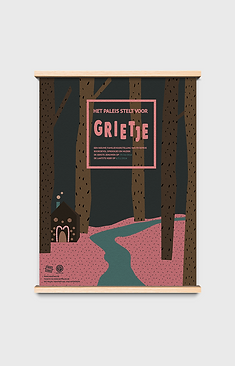 Poster Grietje