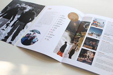 Brochure Skitime