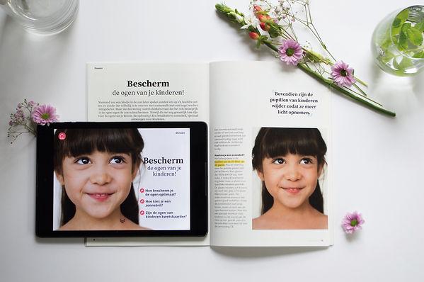 Online magazine en printversie