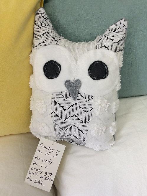 Frankie the Owl Stuffie
