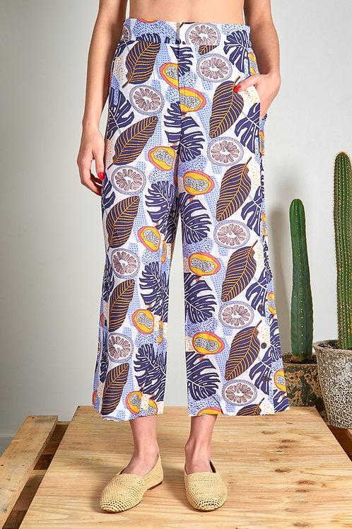 Blue Hawaiian Pant