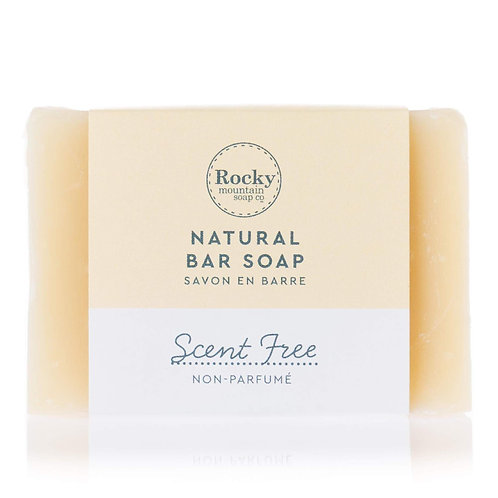 Scent Free Bar Soap