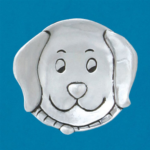 Dog Face Small Charm Bowl