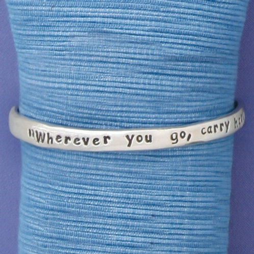 Carry Happiness Bangle