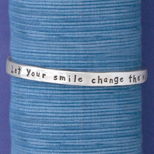Let Your Smile Bangle