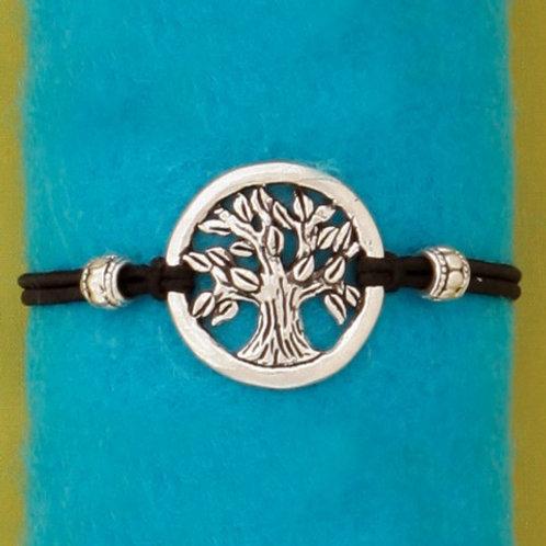 Tree Stretch Bracelet