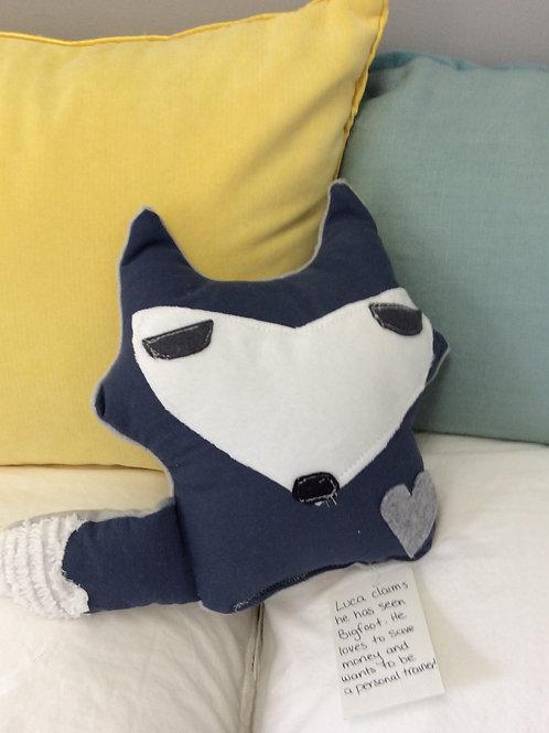 Luca the Fox Stuffie