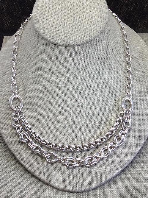 Myka Double Strand Rope Chain