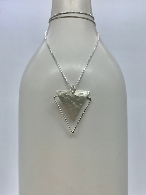 GAM Double Triangle Necklace 1