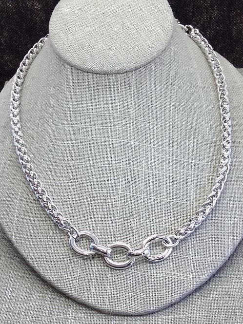 Myka Cord Chain with 3 Oval Links Chain