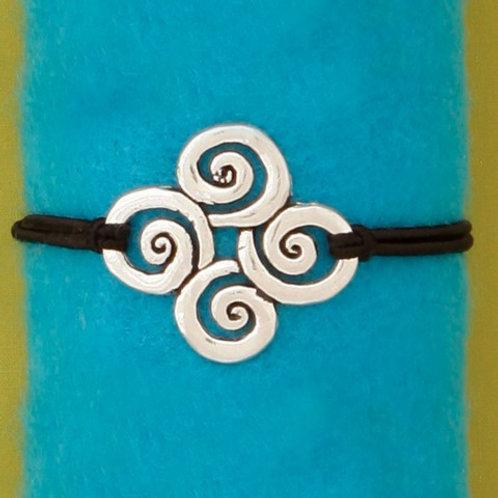 Swirl Stretch Bracelet