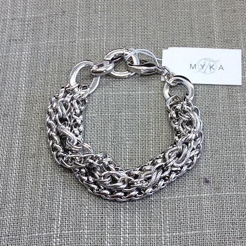 Myka Multi Strand Bracelet 9