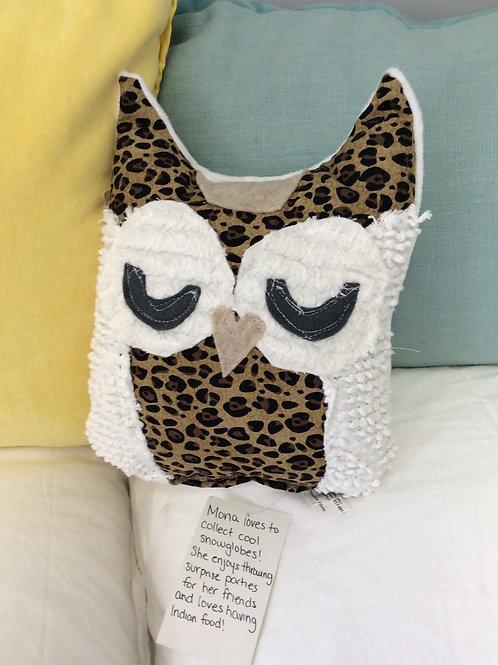Mona the Owl Stuffie