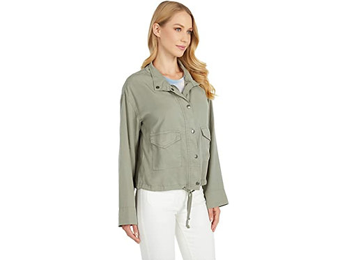 Soft Touch Lyocell Loose Fit Jacket