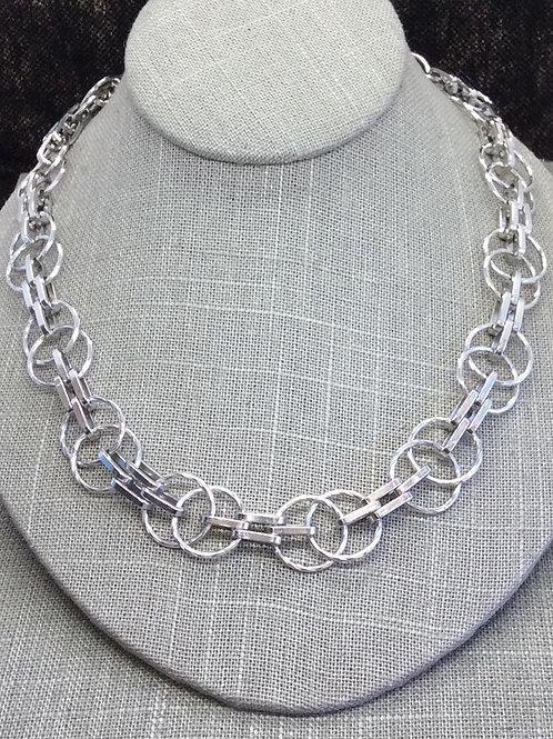 Myka Large Ring Flat Chain