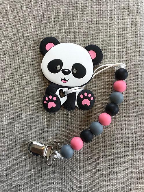 Panda Bear Baby Chew