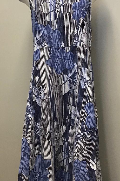 Luca Vanucci Floral Maxi Dress