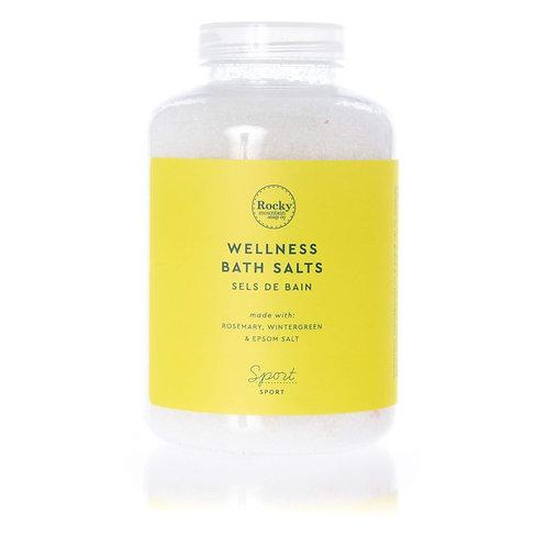 Wellness Bath Salt Sport