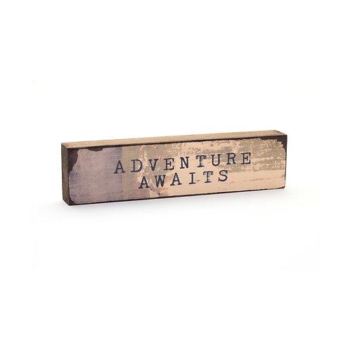 Adventure Awaits Timber Bits