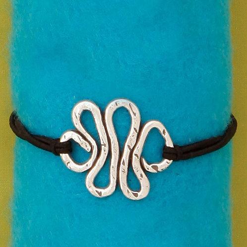 Squiggle Stretch Bracelet