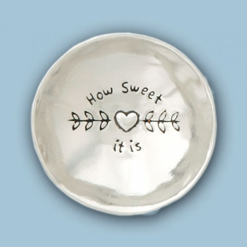 How Sweet Large Charm Bowl