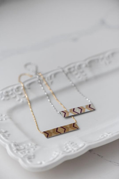 Bijou Bar Necklace