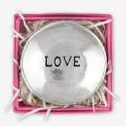 Love Small Charm Bowl
