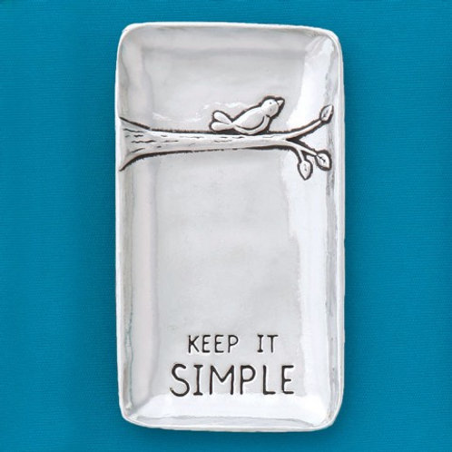 Keep It Simple Small Tray