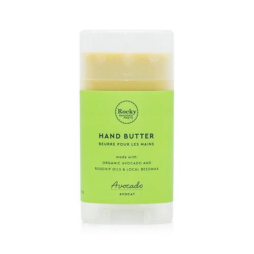 Avocado Hand Butter