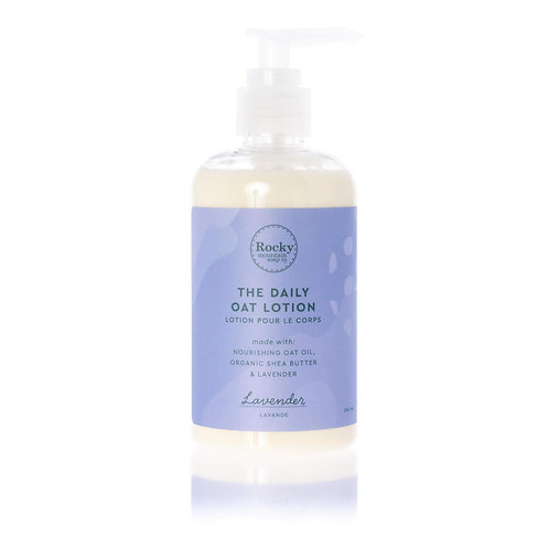 The Daily Oat Lotion Lavender