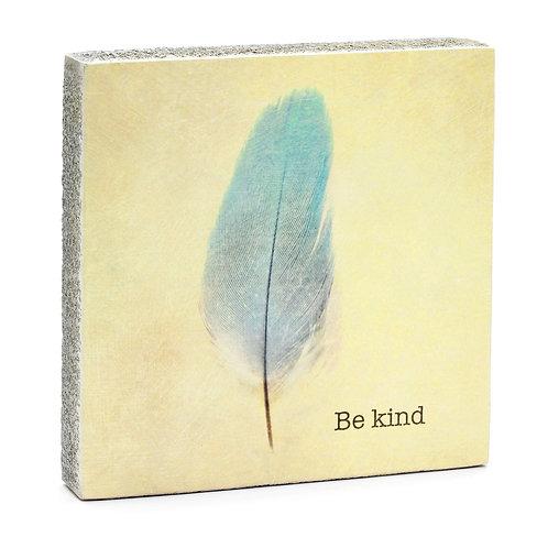 Be Kind Art Block