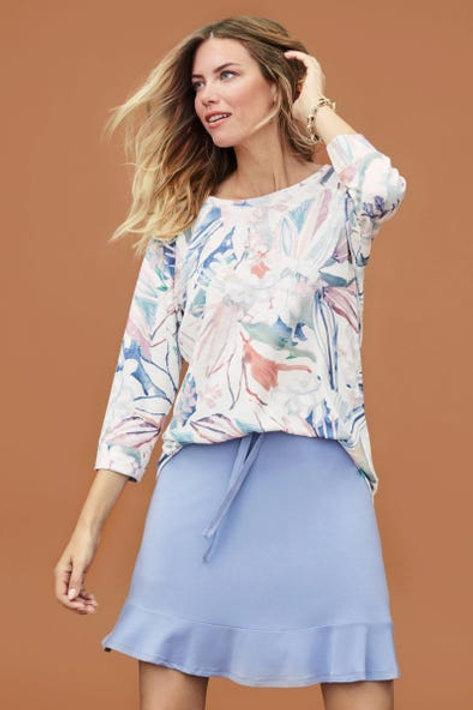 Raglan Feminine Shirt