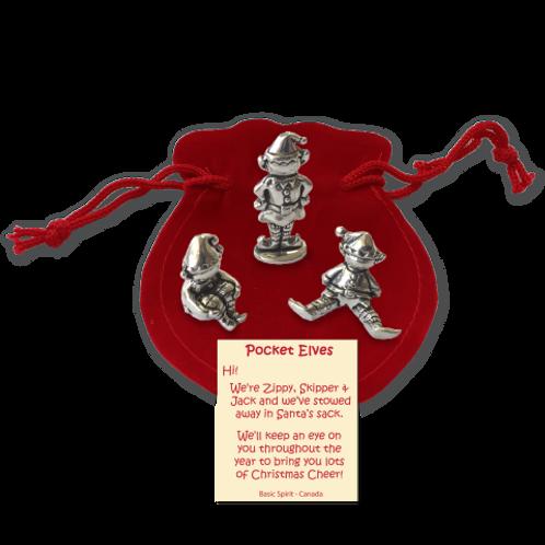 Pocket Elves Set of 3