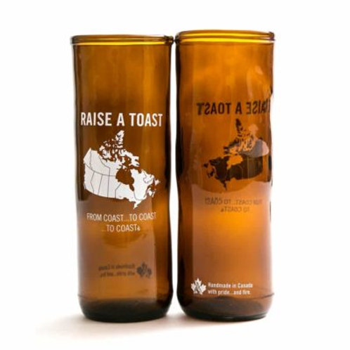 Rebeer Glasses - Raise a Toast Glass