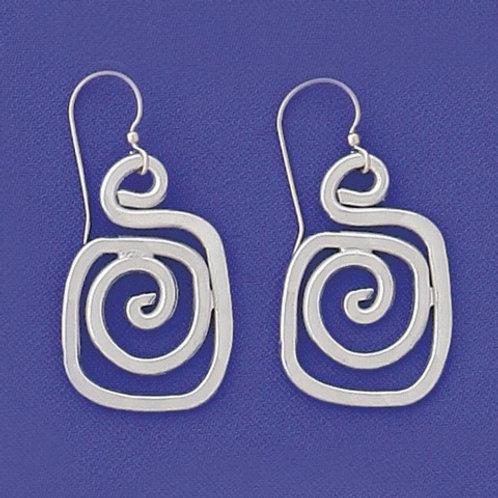 Woodstock #1 Earrings