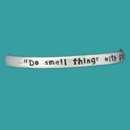 Do Small Things Bangle