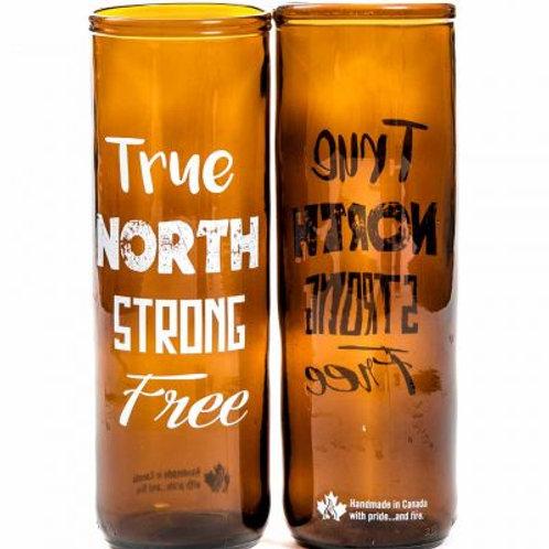 Rebeer Glasses - True North Beer Glass