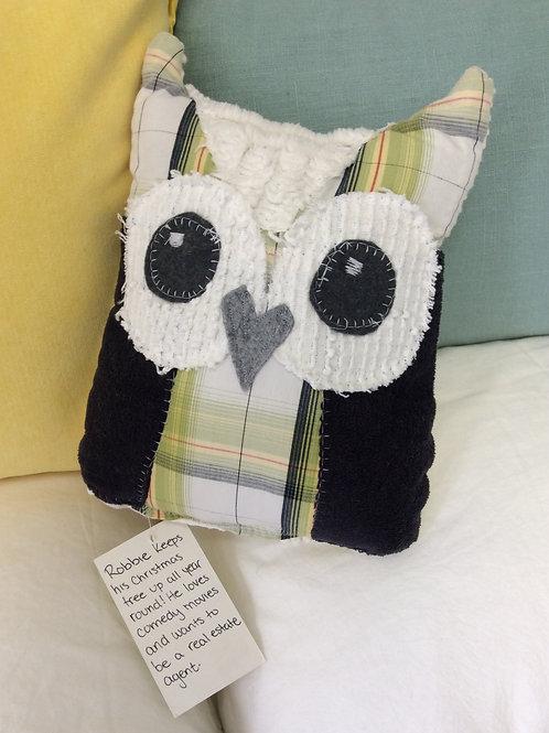 Robbie the Owl Stuffie