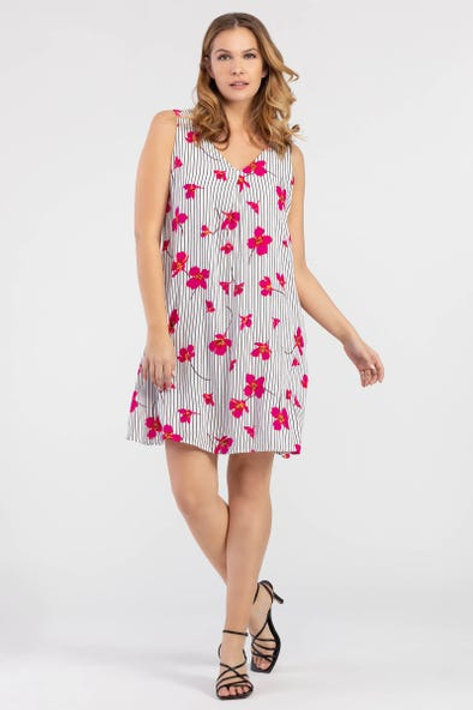 Pocket A-Line Dress