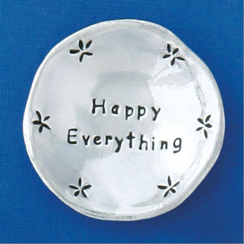Happily Everything Small Charm Bowl