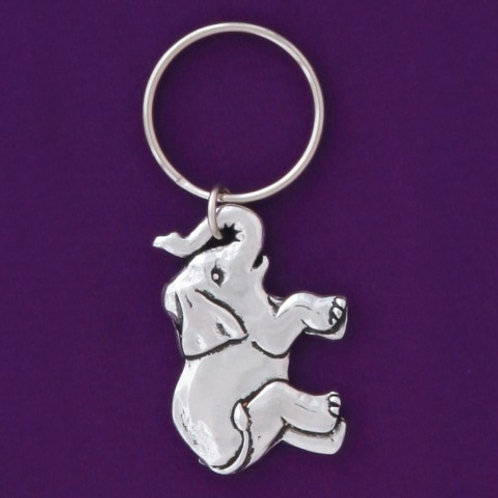 Elephant Keychain