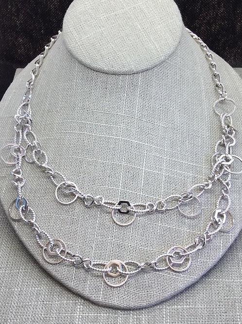 Myka Double Strand Multi-Circle Chain
