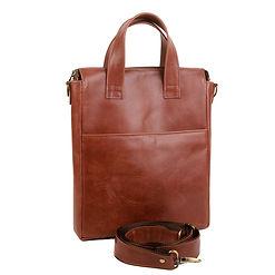 Вертикальная сумка формата А4.